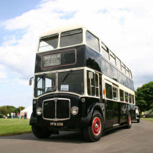 Black Bus ffrom Yorkshireheritage