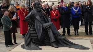 Charles Dickens Statue, Portsmouth