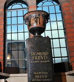 Freud Urn