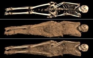 Mummies scanned